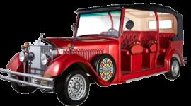 Xe điện cổ điển