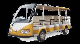 Xe điện chở khách 14 chỗ Langqing