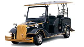Xe điện cổ điển 6 chỗ Lvtong