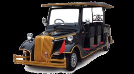 Xe điện cổ điển 8 chỗ Lvtong FA