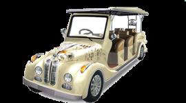 Xe điện cổ điển 8 chổ Lvtong FB