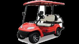 Xe điện sân golf 4 chỗ Lvtong 2+2
