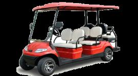 Xe điện sân golf 6 chỗ Lvtong 4+2
