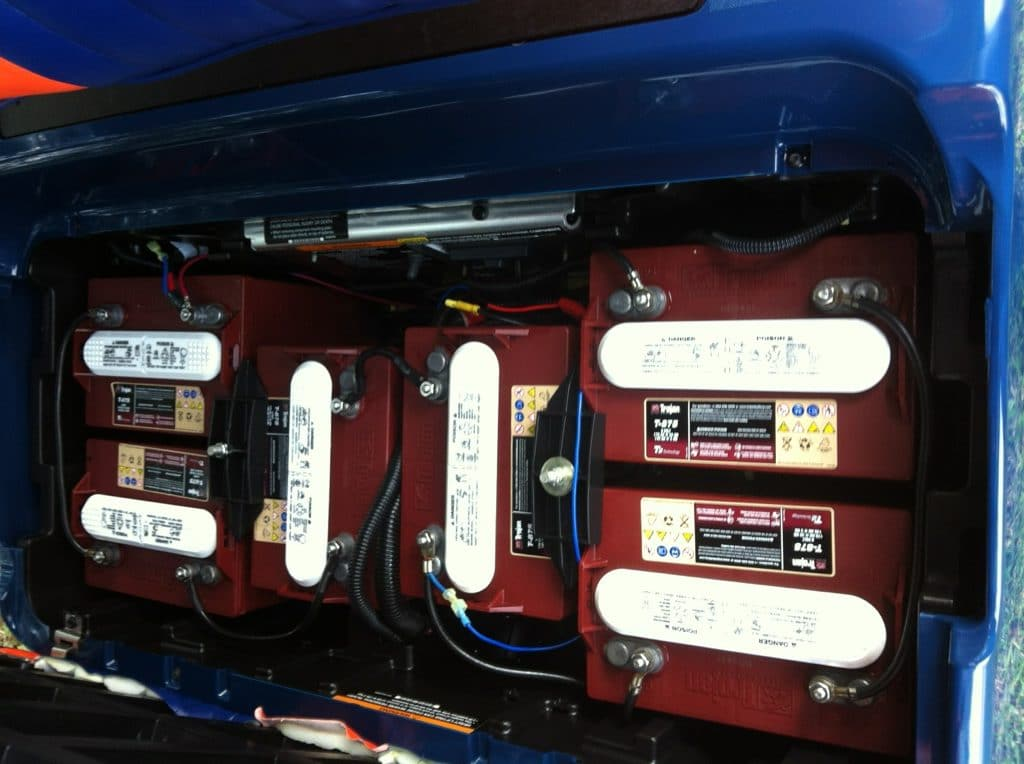 ắc quy xe điện chất lượng