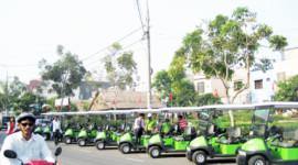 4 lý do khiến ban sẽ yêu xe điện sân golf