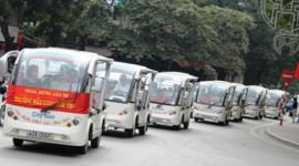 Hướng dẫn chọn mua xe điện chở khách