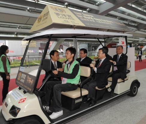 Mua xe điện sân golf chất lượng