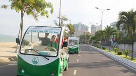 Quy tắc của xe điện chở khách, sân golf trên đường
