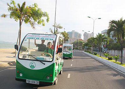 Xe điện chở khách